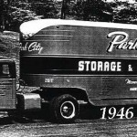 1946 Moving Company Truck Knoxville, TN