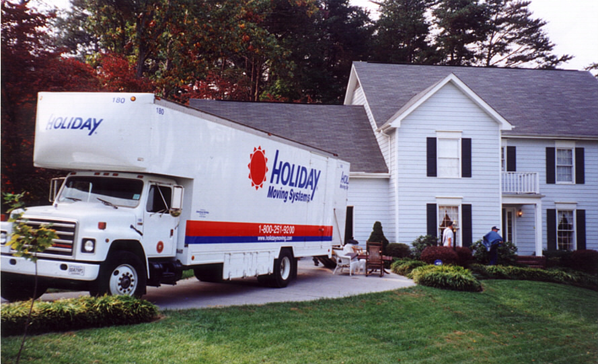 Residential Moving Van Knoxville, TN